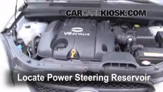 Fix Power Steering Leaks Kia Rondo (2007-2010)