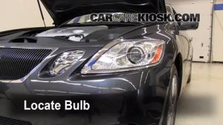 How To Set The Clock On A Lexus Gs350 2006 2011 2007