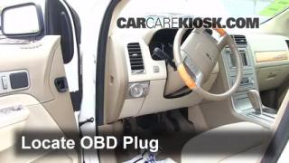 Engine Light Is On: 2007-2014 Lincoln MKX - What to Do