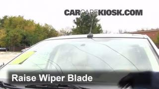 Front Wiper Blade Change Lincoln MKX (2007-2013)