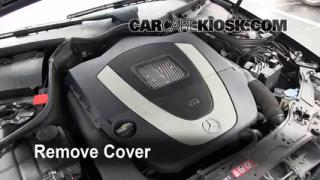 How to Jumpstart a 2001-2007 Mercedes-Benz C230