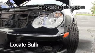 how to change the rear blinker bulb on malibou 2007