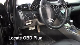 Engine Light Is On: 2001-2007 Mercedes-Benz C230 - What to Do