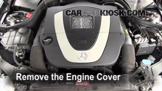 Follow These Steps to Add Power Steering Fluid to a Mercedes-Benz C230 (2001-2007)
