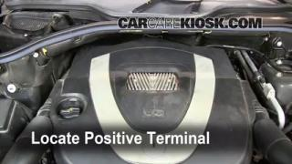 How to Jumpstart a 2006-2011 Mercedes-Benz ML350