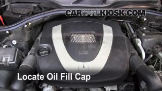 How to Add Oil Mercedes-Benz ML350 (2006-2011)