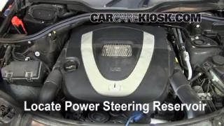 Fix Power Steering Leaks Mercedes-Benz ML350 (2006-2011)