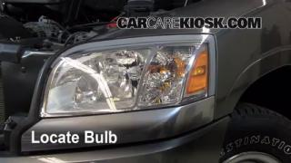 how to change a headlight globe cs lancer