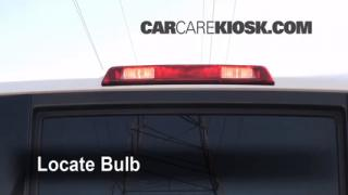 Third Brake Light Bulb Change Nissan Titan (2004-2013)