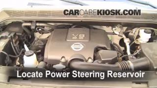 Power Steering Leak Fix: 2004-2013 Nissan Titan