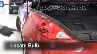Tail Light Change 2007-2009 Saturn Aura