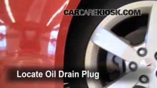 Oil & Filter Change Pontiac G6 (2005-2010)