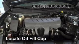 2004-2008 Pontiac Grand Prix: Fix Oil Leaks