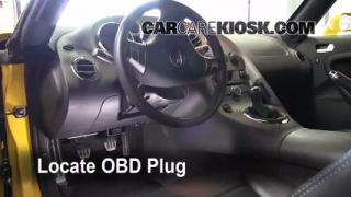 Engine Light Is On: 2006-2009 Pontiac Solstice - What to Do