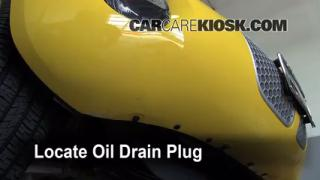 Oil & Filter Change Pontiac Solstice (2006-2009)