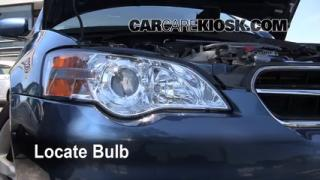 Headlight Change 2005-2009 Subaru Legacy