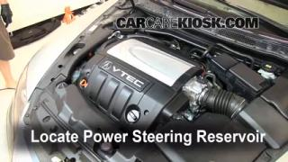 Power Steering Leak Fix: 2005-2008 Acura RL