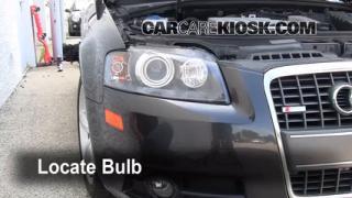Headlight Change 2006-2013 Audi A3