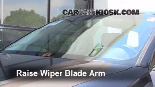 Front Wiper Blade Change Audi A3 (2006-2013)