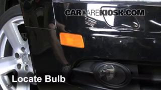 Parking Light Change 2005-2011 Audi A6