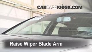 Front Wiper Blade Change Audi A6 (2005-2011)