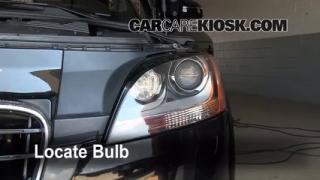 Headlight Change 2008-2014 Audi TT Quattro