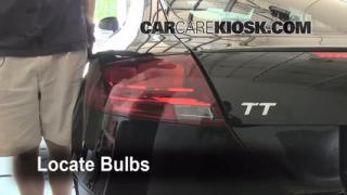 Brake Light Change 2008-2014 Audi TT Quattro
