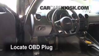 Engine Light Is On: 2008-2014 Audi TT Quattro - What to Do