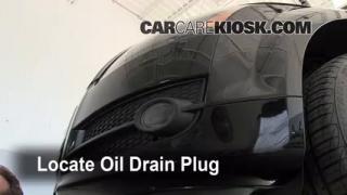 Oil & Filter Change Audi TT Quattro (2008-2014)
