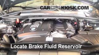 Add Brake Fluid: 2006-2013 BMW 328xi
