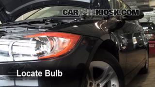 Parking Light Change 2006-2013 BMW 328xi