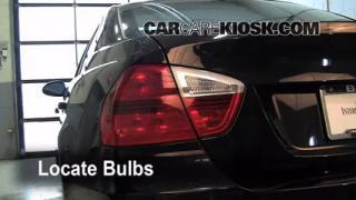 Tail Light Change 2006-2013 BMW 328xi