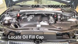 How to Add Oil BMW 328xi (2006-2013)