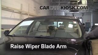 Front Wiper Blade Change BMW 328xi (2006-2013)