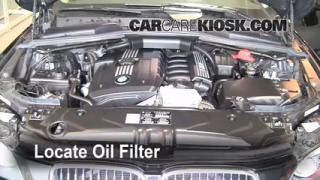 Oil & Filter Change BMW 528xi (2004-2010)