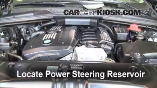 Follow These Steps to Add Power Steering Fluid to a BMW 528xi (2004-2010)