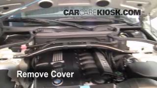 How to Jumpstart a 2004-2010 BMW X3
