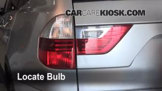 Brake Light Change 2004-2010 BMW X3