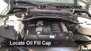 How to Add Oil BMW X3 (2004-2010)