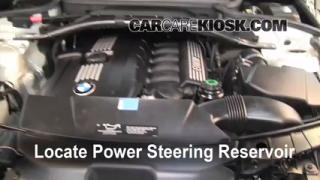 Follow These Steps to Add Power Steering Fluid to a BMW X3 (2004-2010)