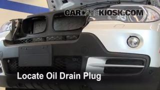 Oil & Filter Change BMW X5 (2007-2013)