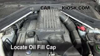 How to Add Oil BMW X5 (2007-2013)