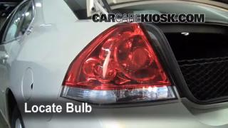 Brake Light Change 2006-2013 Chevrolet Impala