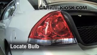 Reverse Light Replacement 2006-2013 Chevrolet Impala