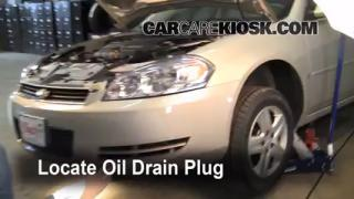 Oil & Filter Change Chevrolet Impala (2006-2014)