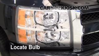 Headlight Change 2007-2013 Chevrolet Tahoe