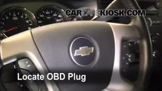 Engine Light Is On: 2007-2013 Chevrolet Silverado 1500 - What to Do