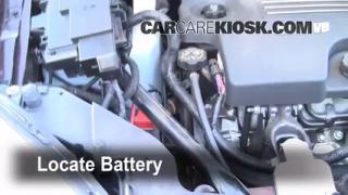 Battery Replacement: 2005-2008 Chevrolet Uplander