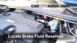 Add Brake Fluid: 2005-2008 Chevrolet Uplander