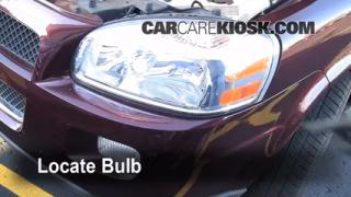 Headlight Change 2005-2008 Chevrolet Uplander